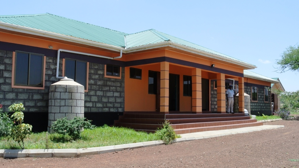NPV Processing Laboratory, Arusha, Tanzania (March 2013)